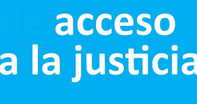 Acceso a la justicia para personas discapacitadas
