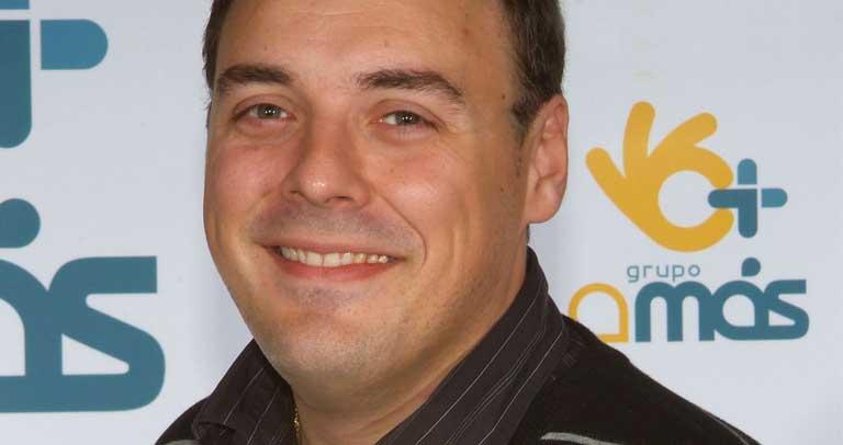 Manolo Blanco, del Centro de de Inclusión y Oportunidades Padre Zurita