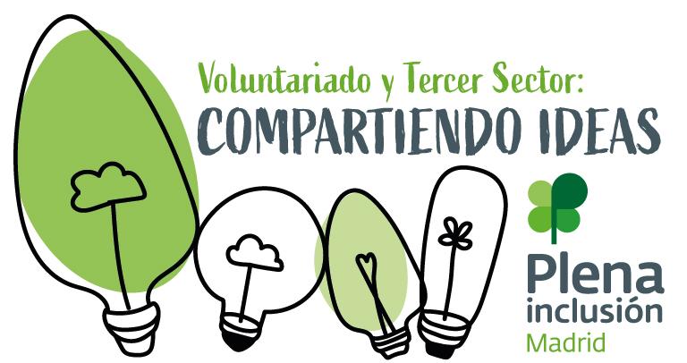 Imagen de la jornada sobre voluntariado y tercer sector