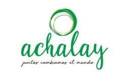 Cartel sobre formación de Achalay