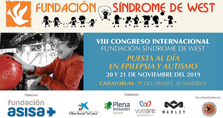 Cartel del Congreso Fundación Síndrome de West