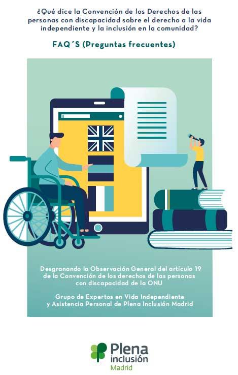 ¿Qué dice la Convención de los Derechos de las personas con discapacidad sobre el derecho a la vida independiente y la inclusión en la comunidad? [Preguntas Frecuentes]