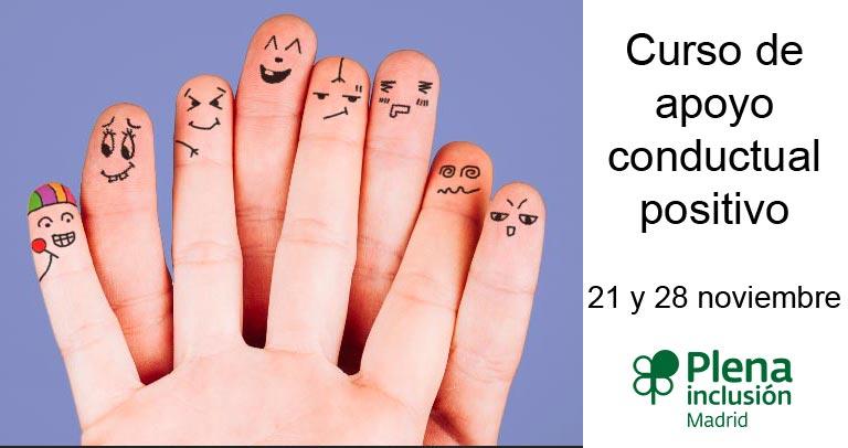 Apoyo conductual positivo: claves para comprender y apoyar a personas con problemas de conducta en acciones de voluntariado