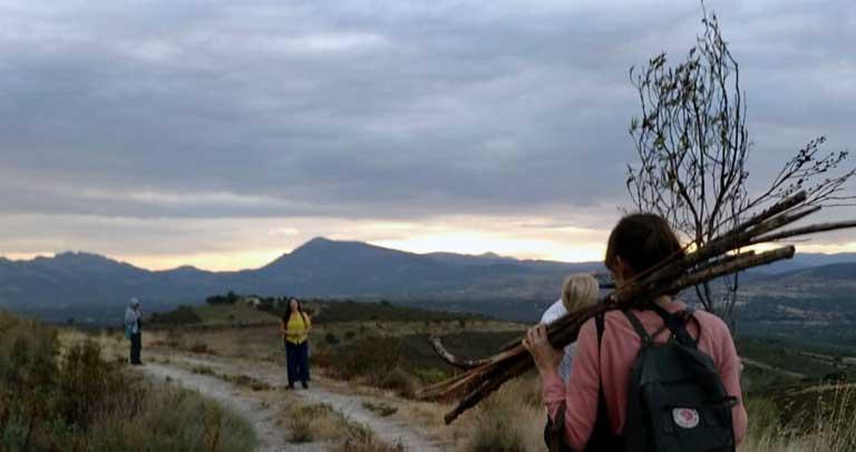 Paisaje Abierto, una experiencia pionera en la sierra norte de Madrid