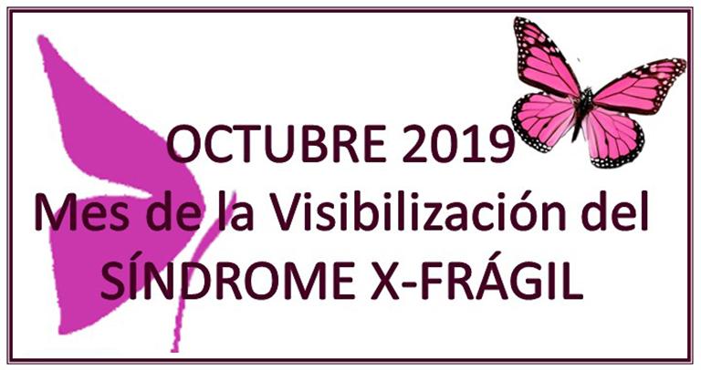 Mes de visibilización del Síndrome X-Frágil