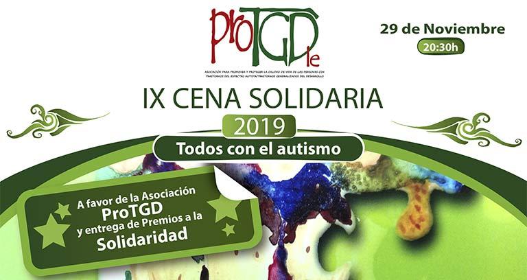 Cena Solidaria ProTGD