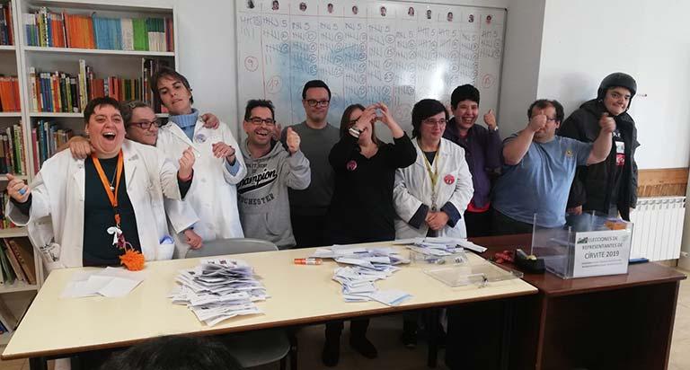 Elección de representantes de Círvite
