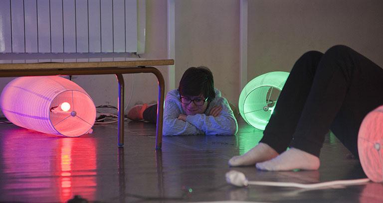 """Proyecto de teatro """"Corriente"""", de Espacio Convergente"""