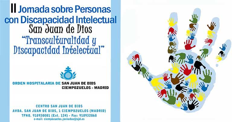 Jornada transculturalidad y discapacidad intelectual