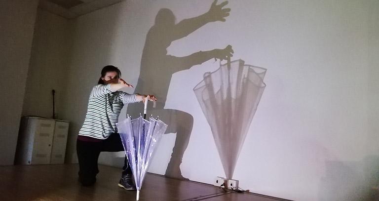 Programa El lenguaje de la sombra