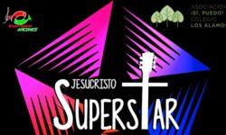 Cartel de Jesucristo Superstar, para Asociación Sí, puedo