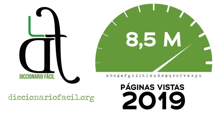 DICCIONARIO FACIL 8,5M PÁGINAS VISTAS