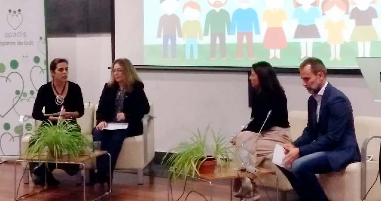 Silvia Sánchez, Pilar López, Tatiana Jiménez y Miguel Angel Jiménez