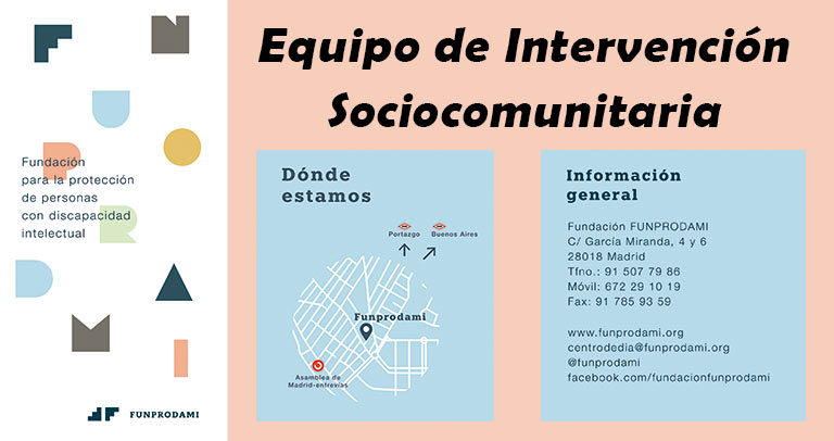 Servicio de Intervención Comunitaria de Funprodami