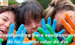 Crowdfunding de Fundación Alas