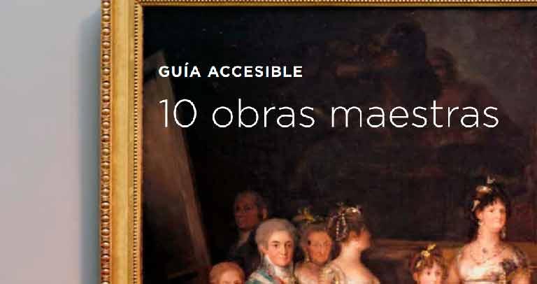 Guía obras maestras Museo del Prado Lectura Fácil