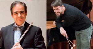 Antonio y Rafa, músicos de la OCNE