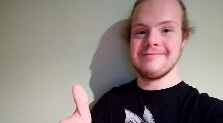 Entrevista a Jorge Alonso por el Día del Síndrome de Down