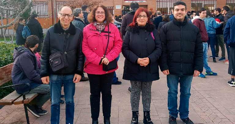 oposición comunidad de Madrid. opositores de Ademo