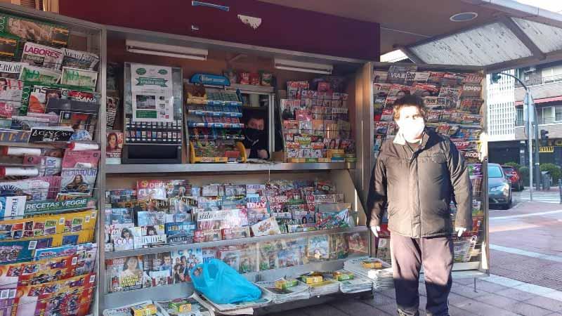 kiosco de prensa Apadis
