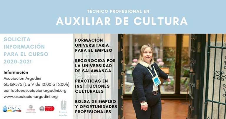 Curso de Auxiliar de Cultura