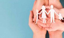 familia protegida por apoyos