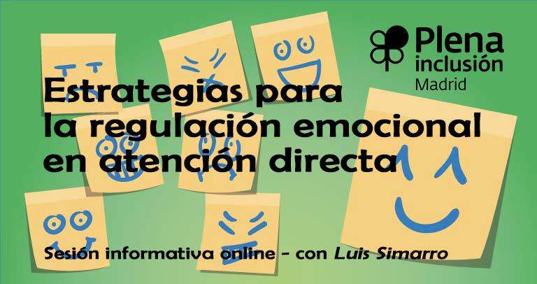 Regulación emocional en atención directa