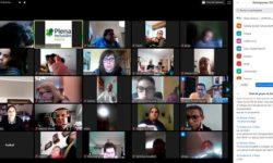 Encuentro online del Comité de Representantes