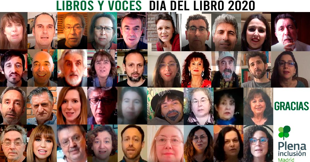 Libros y Voces autores participantes