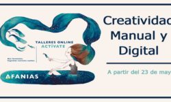 Creatividad manual y digital para personas con discapacidad intelectual