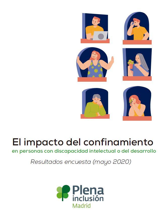 El impacto de la COVID-19 entre personas con discapacidad intelectual o del desarrollo. [Resultados encuesta]