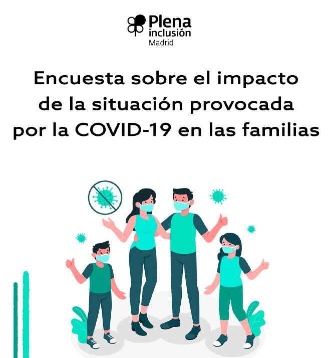 El impacto de la COVID-19 en familias de personas con discapacidad intelectual o del desarrollo [Encuesta]