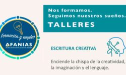 Taller de Escritura Creativa para personas con discapacidad intelectual