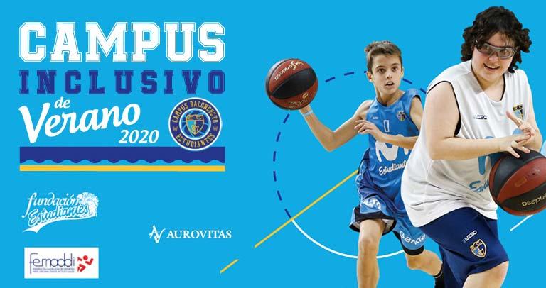 Campus de baloncesto organizado por Femaddi