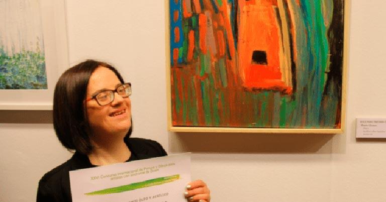 Concurso de pintura de Down Madrid