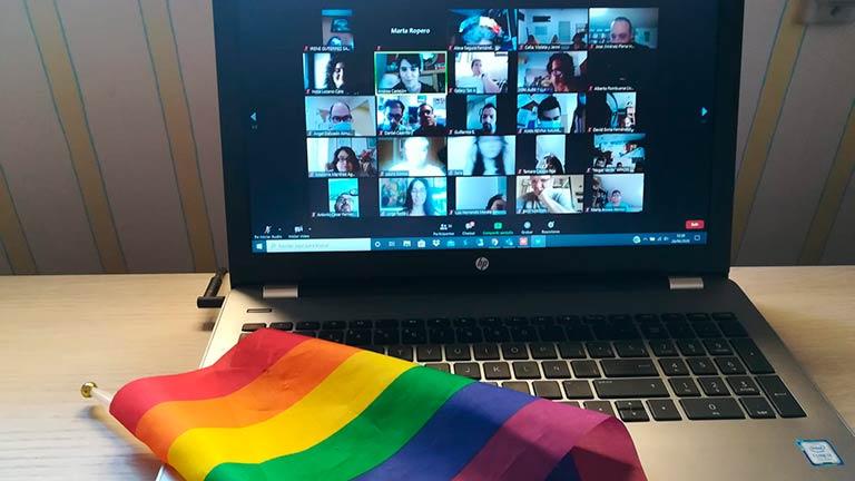 Encuentro LGTBI de personas con discapacidad intelectual
