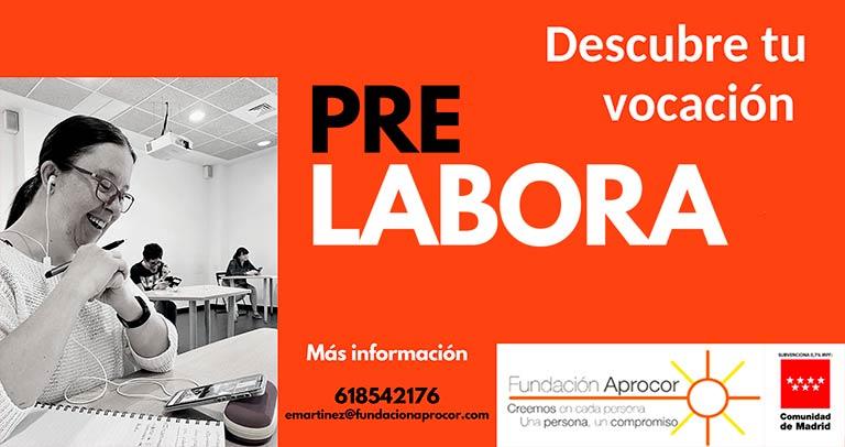 Programa de orientación laboral para personas con discapacidad intelectual