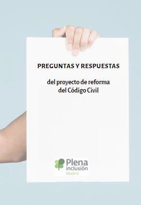 Preguntas y respuestas del proyecto de reforma del Código Civil