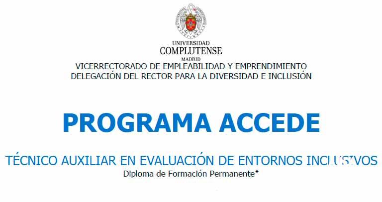 programa accede