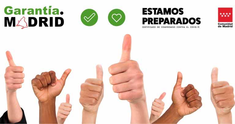 Garantía Madrid. Medidas de Cumplimiento y Acción Solidaria