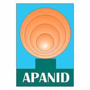 logotipo Apanid