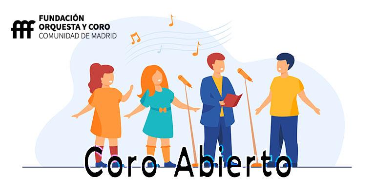 Proyecto Coro Abierto para personas con discapacidad intelectual