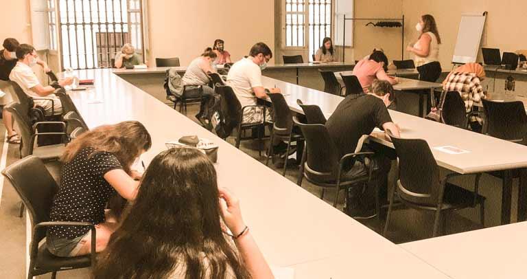 formación para el empleo a personas en exclusión social