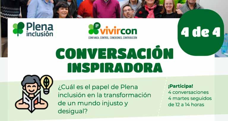 Conversación Inspiradora