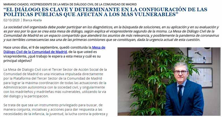 Entrevista Mariano en Cermi.es