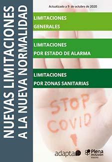 Nuevas limitaciones Madrid: Generales, por Estado de Alarma y por Zonas Básicas de Salud