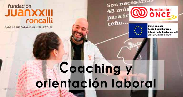 coaching y orientación laboral
