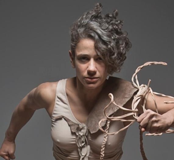 Lucía Marote, bailarina y coreógrafa