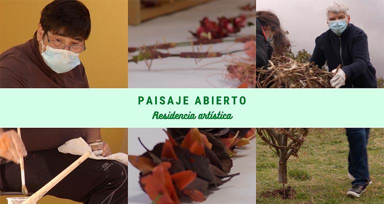 Imágenes del proyecto 'Paisaje Abierto'