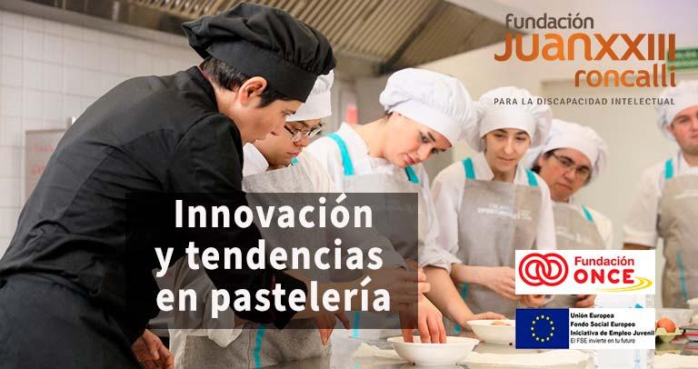 Innovación y tendencias en pastelería